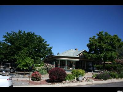 Price Single Family Home For Sale: 191 N 100 W