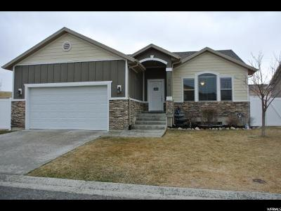 West Jordan Single Family Home For Sale: 6428 S Crimson Sky Ct W