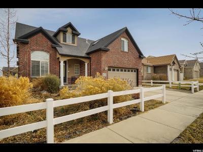 West Jordan Single Family Home For Sale: 8533 S 6430 W