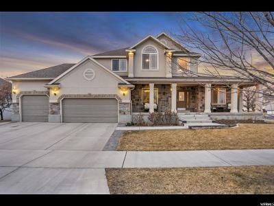 Provo Single Family Home For Sale: 1362 W 1940 N