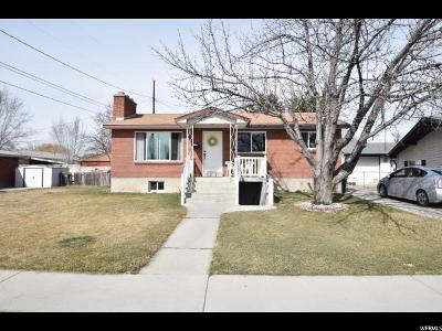 Provo Multi Family Home For Sale: 1020 W 300 N