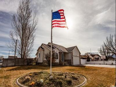 West Jordan Single Family Home For Sale: 2901 W Corona Cir