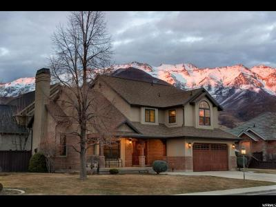 Orem Single Family Home For Sale: 148 W 1720 N