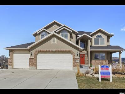 Lehi Single Family Home For Sale: 1490 N 2350 W