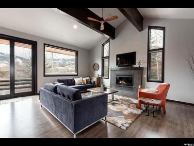 Park City Single Family Home For Sale: 1954 Kidd Cir