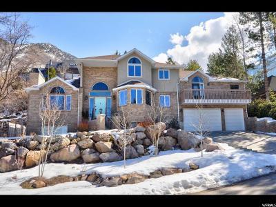 Salt Lake City Single Family Home For Sale: 4313 S Zarahemla Dr
