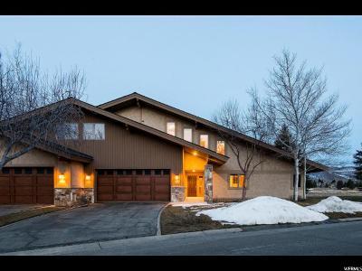 Park City Townhouse For Sale: 2809 Estates Dr