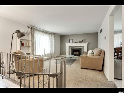 West Jordan Single Family Home For Sale: 3648 W Kentucky Dr