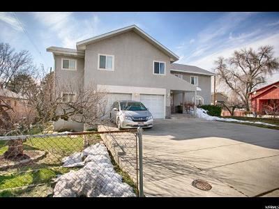 Millcreek Single Family Home For Sale: 3636 S 1300 E