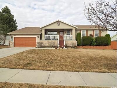 West Jordan Single Family Home For Sale: 9328 S Welby Hls
