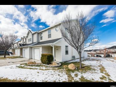 Draper Townhouse For Sale: 173 E Irisfield Dr
