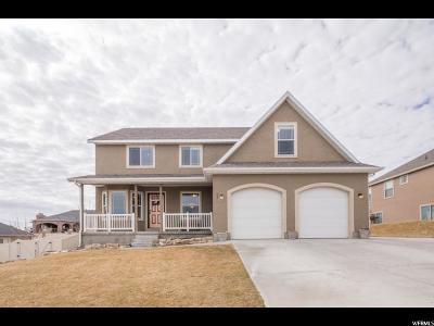 Saratoga Springs Single Family Home For Sale: 93 W Fairway Blvd