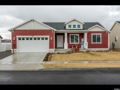 Saratoga Springs Single Family Home For Sale: 689 S Jubilee Dr #122