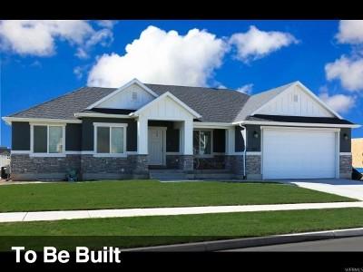 Saratoga Springs Single Family Home For Sale: 133 E Wayside Dr #103