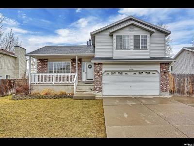 West Jordan Single Family Home For Sale: 5009 W 6960 S