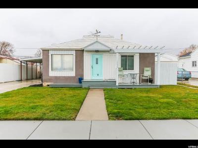 Salt Lake City Single Family Home For Sale: 1112 S 700 W