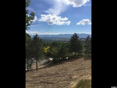 Salt Lake City Residential Lots & Land For Sale: 333 N Federal Heights Cir E