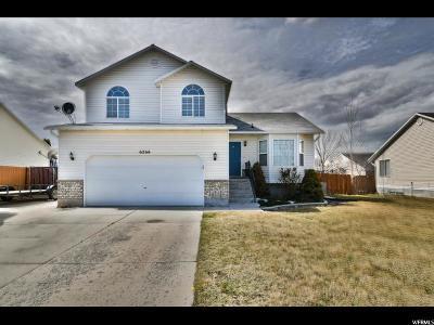 Salt Lake City Single Family Home For Sale: 6266 S Deer Springs Ln W