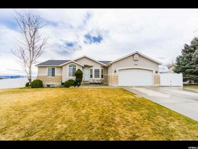West Jordan Single Family Home For Sale: 4959 W 7770 S