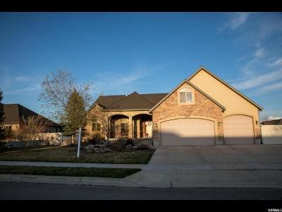 Riverton Single Family Home For Sale: 12257 S Rosebriar Ln