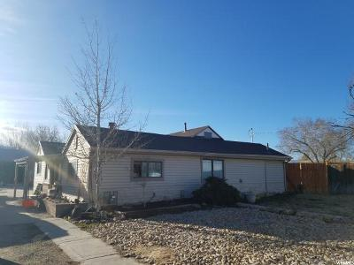 Herriman Single Family Home For Sale: 13176 S 6000 W