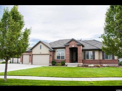 Riverton Single Family Home For Sale: 3343 W Kale Ln