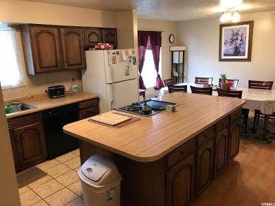 West Valley City Single Family Home For Sale: 4535 W 3240 S