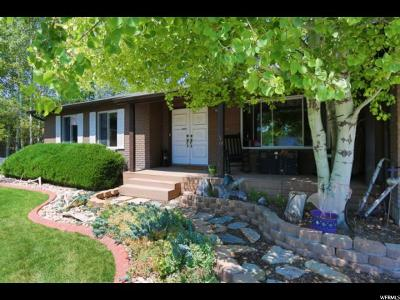 West Jordan Single Family Home For Sale: 3440 W Heritage Oaks Cv S