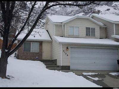Provo Single Family Home For Sale: 2129 S Dakota Ave. E