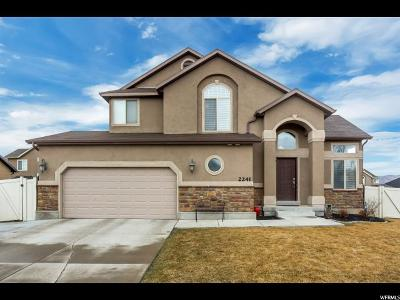 Lehi Single Family Home For Sale: 2241 N 2500 W