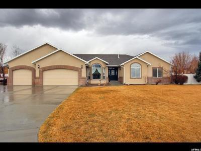 Riverton Single Family Home For Sale: 1201 W Sun River Dr