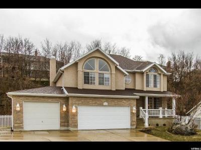 Layton UT Single Family Home For Sale: $389,000