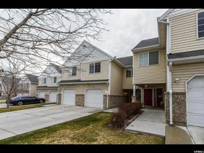 Layton UT Townhouse For Sale: $205,000