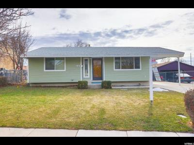 Sandy UT Single Family Home For Sale: $314,000