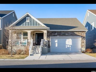 Lehi Single Family Home For Sale: 671 E 320 S