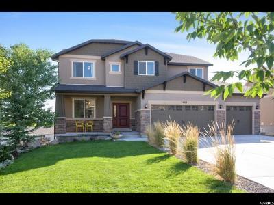 Eagle Mountain Single Family Home For Sale: 3089 E Sandpiper Rd