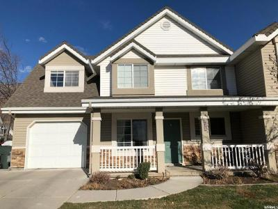 Ogden Townhouse For Sale: 1430 S Olympic Ln