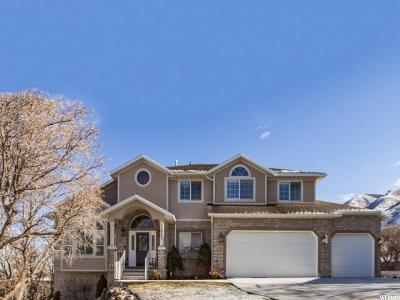 Draper Single Family Home For Sale: 1447 E Annie Lace Way