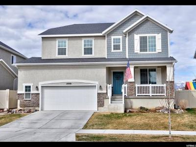 Herriman Single Family Home For Sale: 12058 S Window Arch Ln
