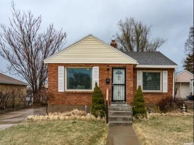 Ogden Single Family Home For Sale: 794 37th St