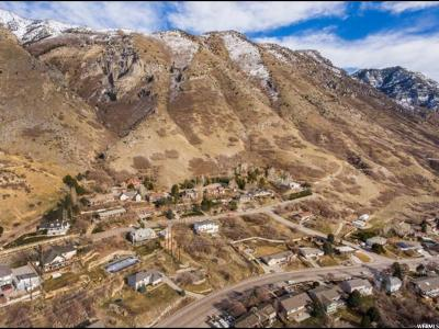 Provo Residential Lots & Land For Sale: 3866 N Foothill Dr E