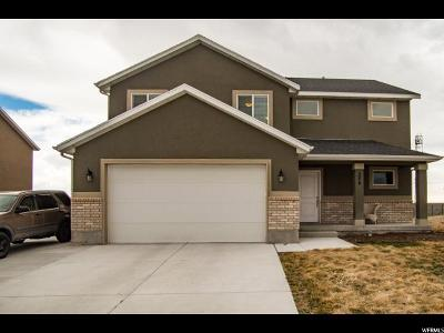 Stansbury Park Single Family Home For Sale: 574 W Fireside Ln #3015