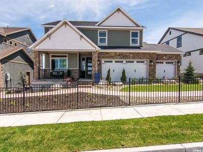 Herriman Single Family Home For Sale: 4329 W Rosecrest Rd S