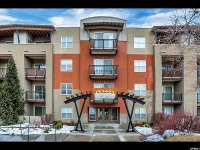 Salt Lake City Condo For Sale: 4340 S Highland Dr #114