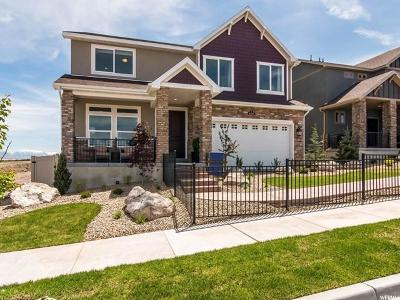 Herriman Single Family Home For Sale: 4309 W Rosecrest Rd S