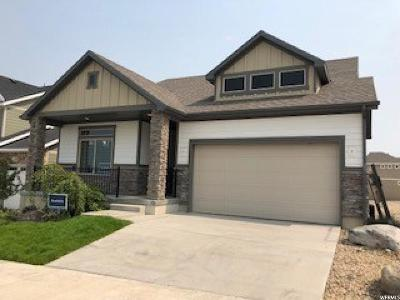 Herriman Single Family Home For Sale: 4339 W Rosecrest Rd S