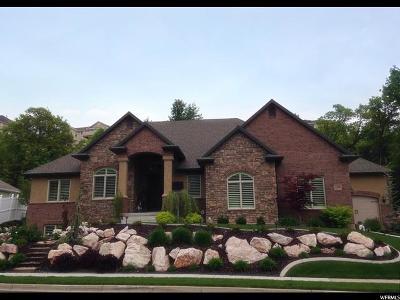 Layton UT Single Family Home For Sale: $627,200