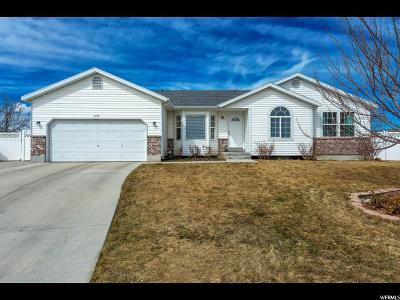 West Valley City Single Family Home For Sale: 5974 W River Rock Place S