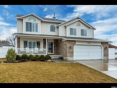 Riverton Single Family Home For Sale: 2345 W 13190 S