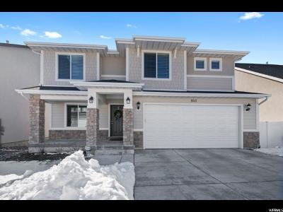 Lehi Single Family Home For Sale: 851 W 4050 N